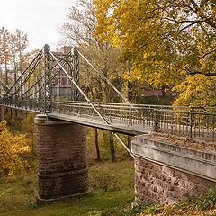 "photo ""Bridge in autumn"""