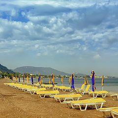 """фото """"Пустынный пляж"""""""