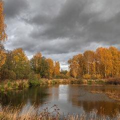 """фото """"Тревожное озеро"""""""
