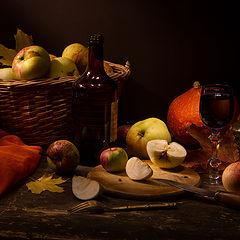 """фото """"Дачные яблочки"""""""