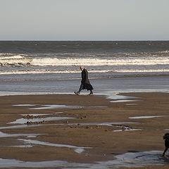 """фото """"На берегу пустынных волн шагал он, дум великих полн..."""""""