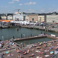 """фото """"Летом в Хельсинки"""""""