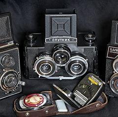 """фото """"Зеркальные старички"""""""