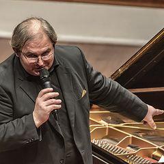 "photo ""Pianist David Gazarov"""