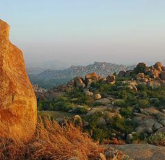"""фото """"Утро в горах Индии"""""""