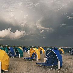 """photo """"It seems rain is approaching"""""""