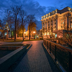 "photo ""Kiev Evening 2"""