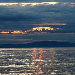 "photo ""Baikal sunset"""