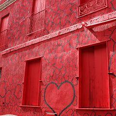 "photo ""street of love"""