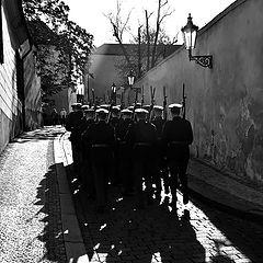 "photo ""Солдаты"""