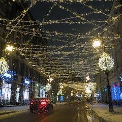 "photo ""Festive weather in Moscow"""