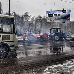 """фото """"Искусство ремонта"""""""
