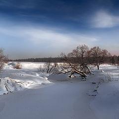 """фото """"Была зима"""""""