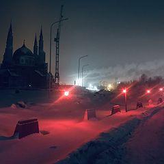 """photo """"Nizhnevartovsk, Mosque"""""""