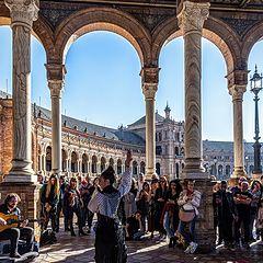"""photo """"Open Air Flamenco"""""""