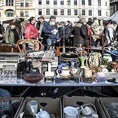"photo ""Субботний базар в Вене"""
