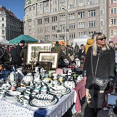 "photo ""Субботний базар в Вене.../2/"""
