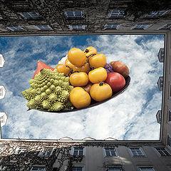 """photo """"Натюрморт в небе ..."""""""