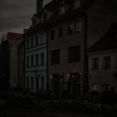"photo ""Evening in Old Riga"""