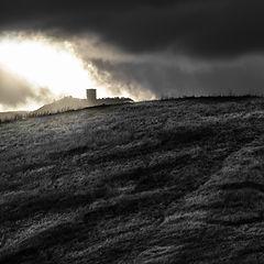 """photo """"Место радара времён Холодной войны."""""""