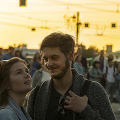 """photo """"Люди в городе"""""""