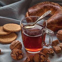"""photo """"Tea still life"""""""