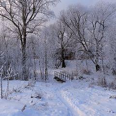 """фото """"Когда зима еще была"""""""