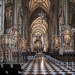 """photo """"Собор Святого Стефана - Вена"""""""