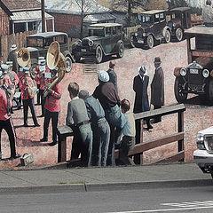 "фото ""Уличная сценка"""