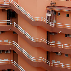 "photo ""Lonely Apartments"""
