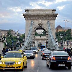 """photo """"zincir köprü/budapeşte"""""""