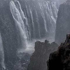 "photo ""Водопад Виктория"""