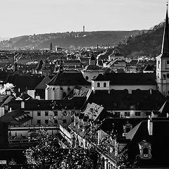 "photo ""Утренняя Прага"""