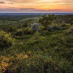 "photo ""Donets ridge"""