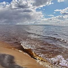 """photo """"Peipsi Lake. Alaye. Estonia"""""""