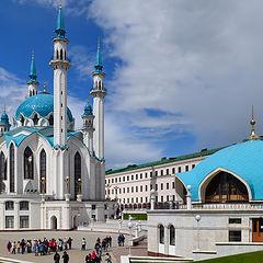 "фото ""Мечеть ""Кул-Шариф"". Казанский кремль."""