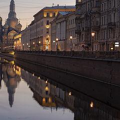 """фото """"Канал Грибоедова."""""""