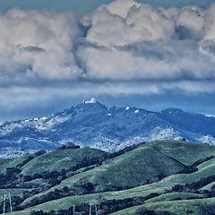 """photo """"Обсерватория на горе Хамильтон, Сан Хосе"""""""