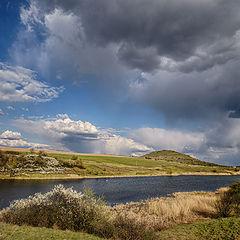 """photo """"Cloud landscape"""""""