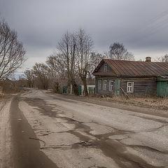 "фото ""Дом у дороги"""