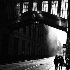 "photo ""Улица и фигуры"""