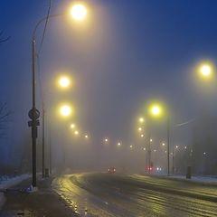 """фото """"Настоящий туман (2)"""""""