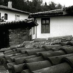 """фото """"Старые болгарские дома"""""""