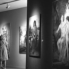 """фото """"В картинной галерее"""""""