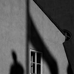 """photo """"Окно и тени"""""""