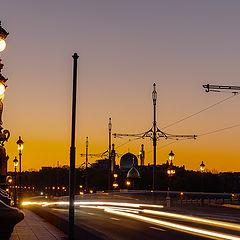 """photo """"На Троицком мосту."""""""