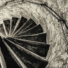 "photo ""Inside Church Tower"""