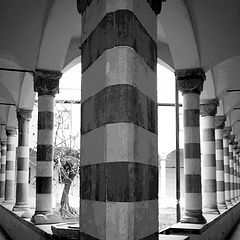 "фото ""in the cloister"""