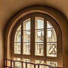 """photo """"Another Window in the Old Town of Riga"""""""