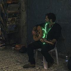 """фото """"Музыка в ночи..."""""""